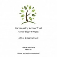 Homeopathy Cancer Support Project